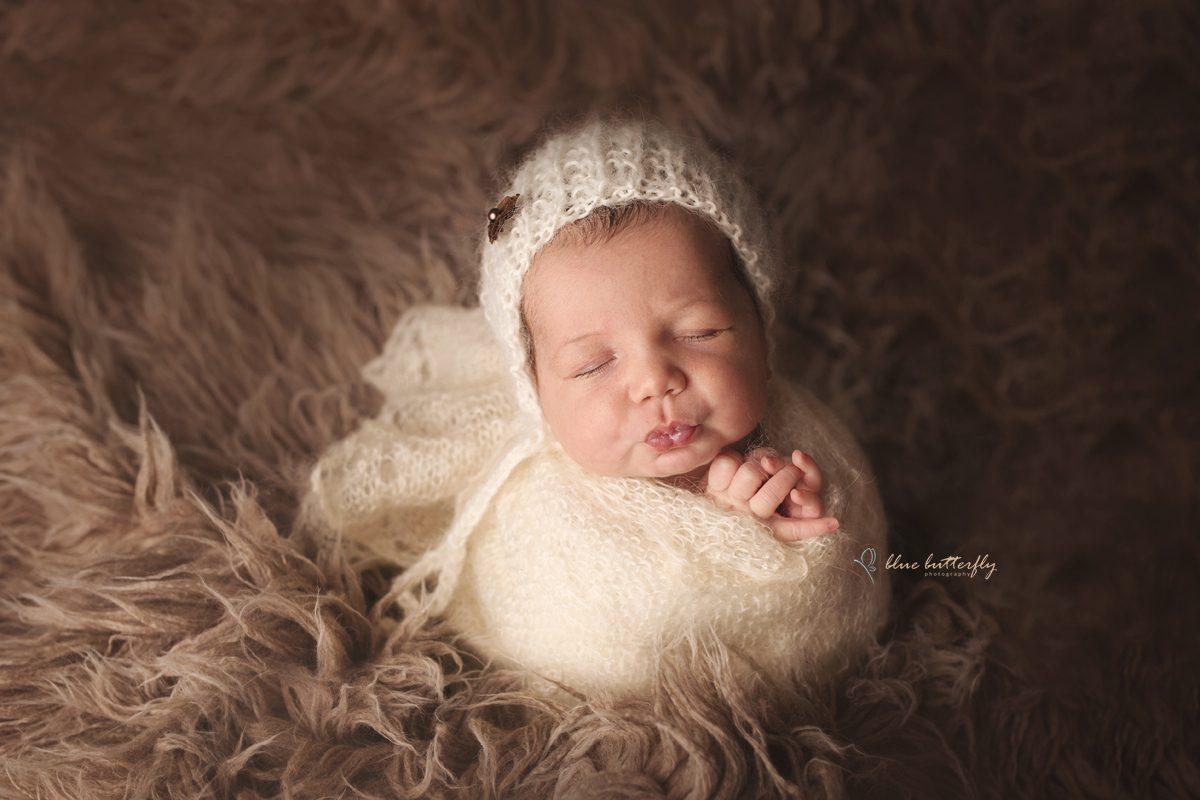 Marcelinka – sesja noworodkowa
