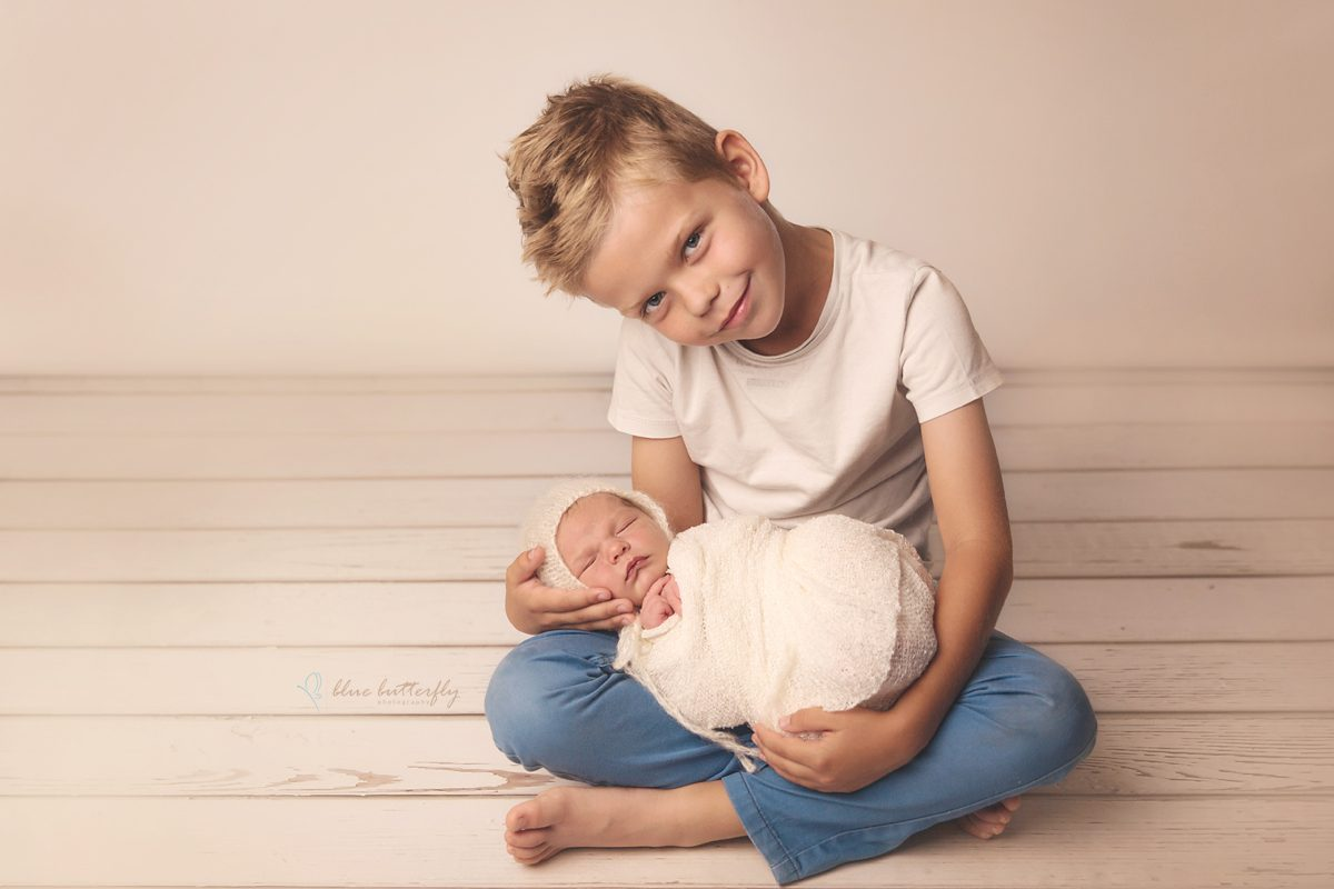 Lenka – sesja noworodkowa