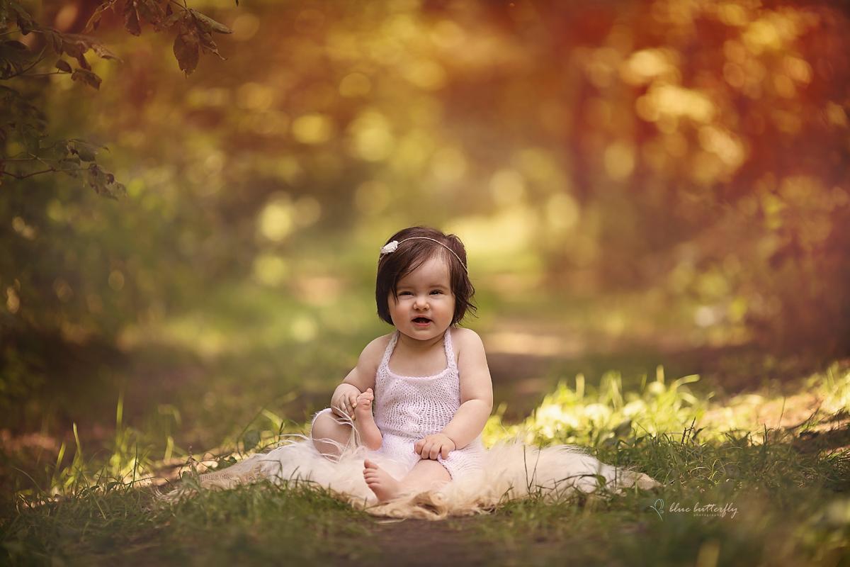 sesja niemowlęca warszawa