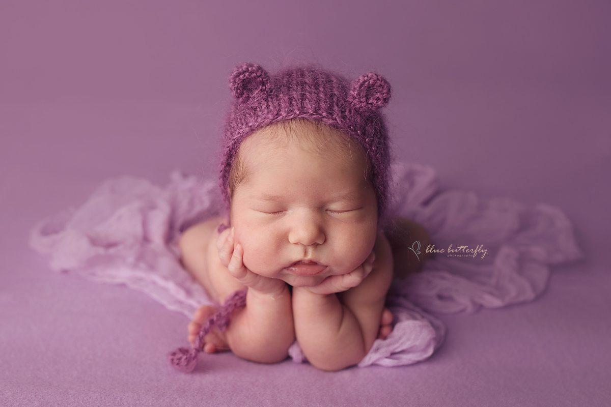 Julia – sesja noworodkowa