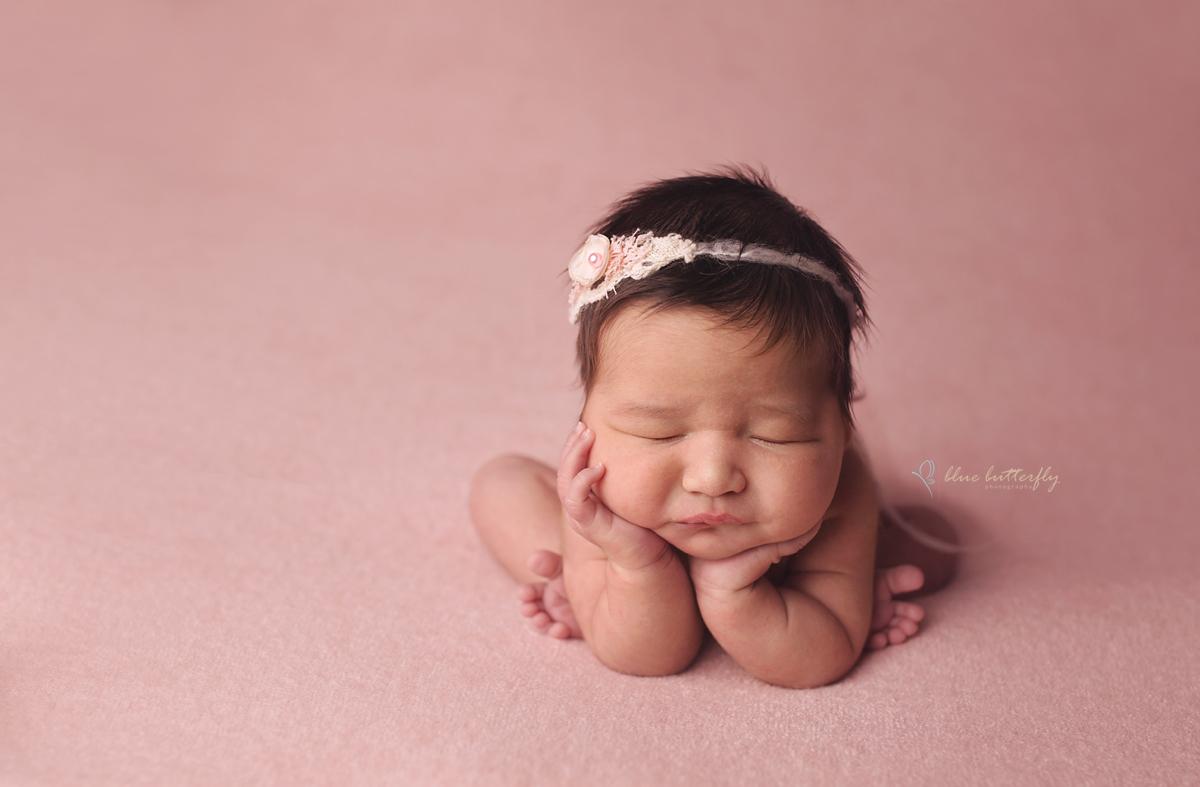 Lidia – sesja noworodkowa