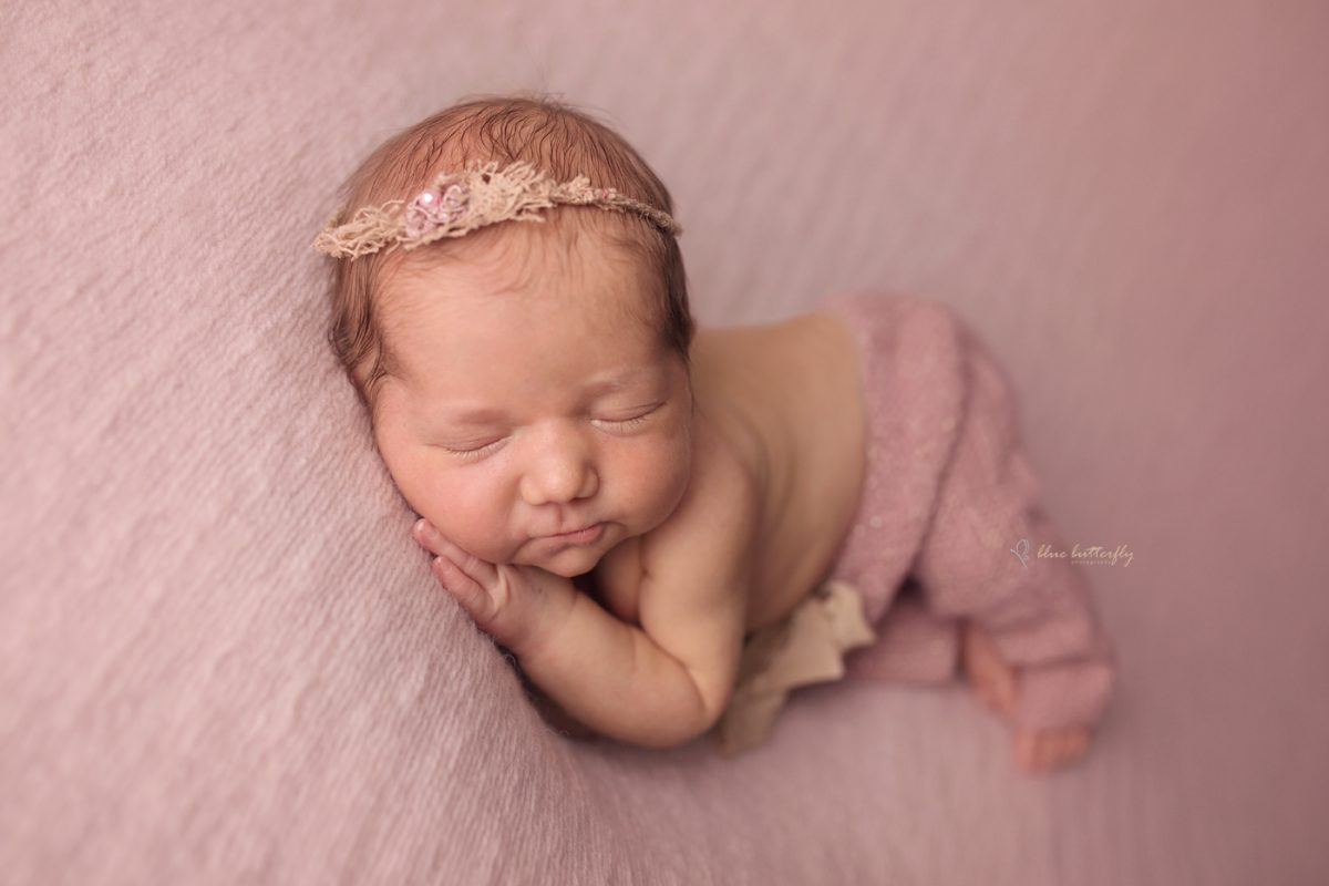 Kornelia – sesja noworodkowa