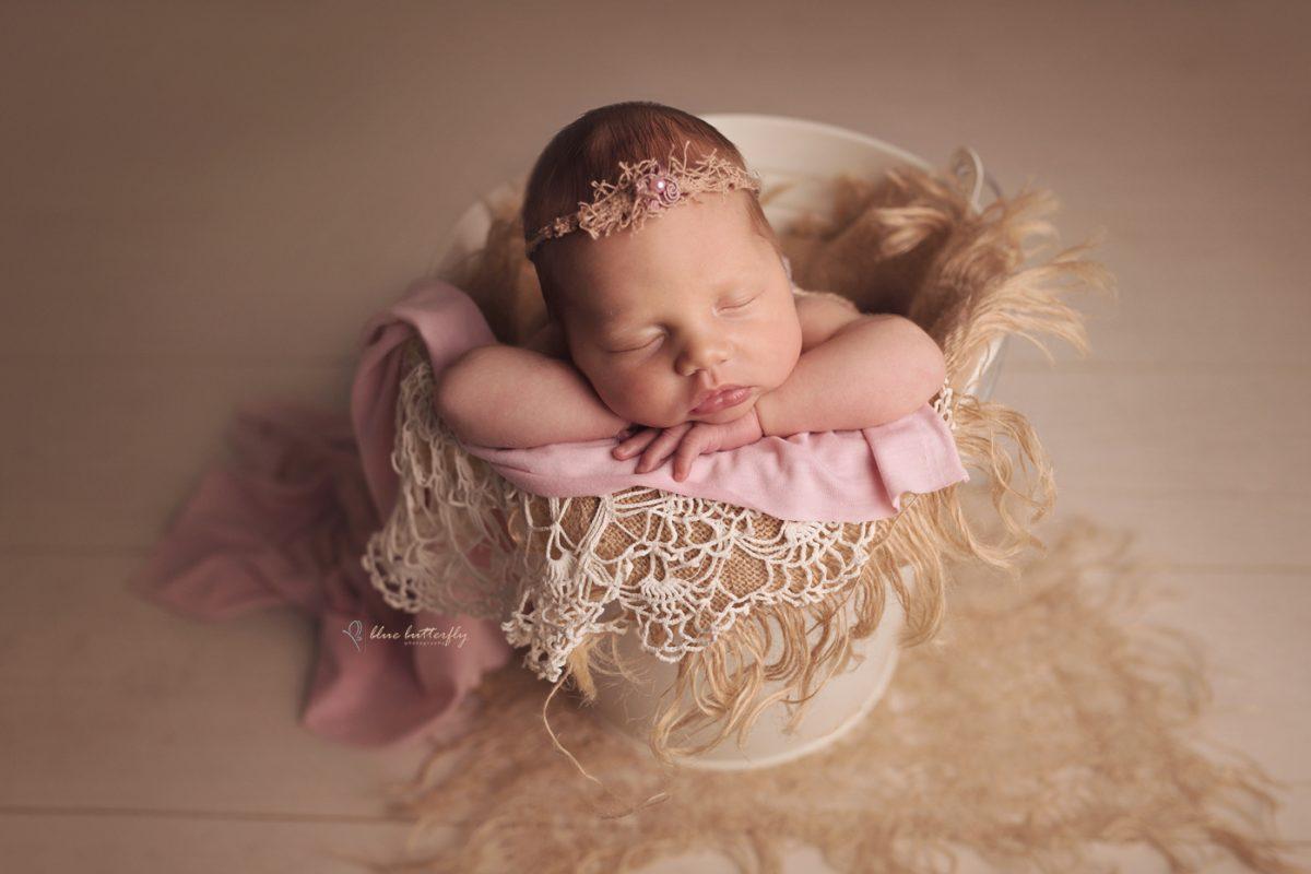 Amelia – sesja noworodkowa