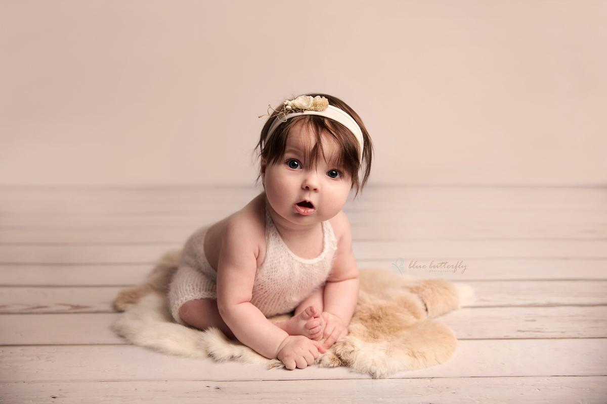 Antosia – sesja niemowlęca