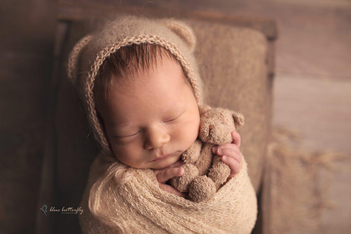 Władzio – sesja noworodkowa