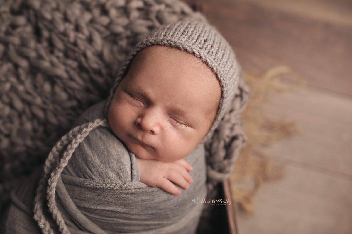 Jaś – sesja noworodkowa