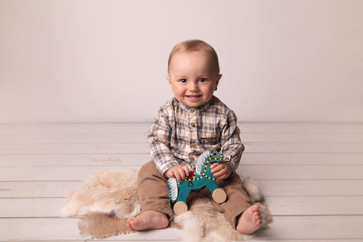 Maks – sesja niemowlęca