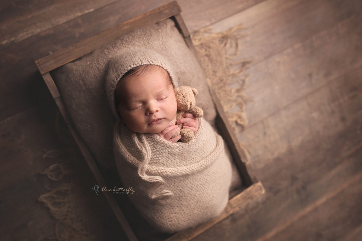 Alanek – sesja noworodkowa