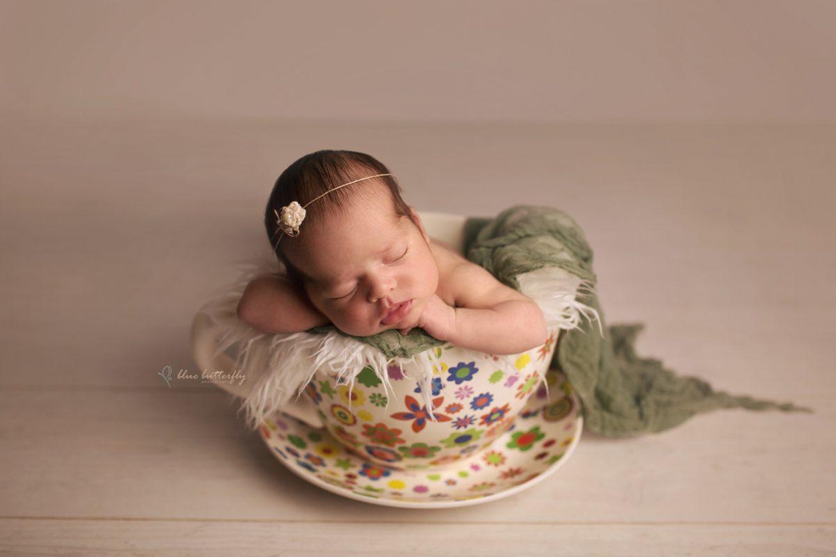 Kasia- sesja noworodkowa