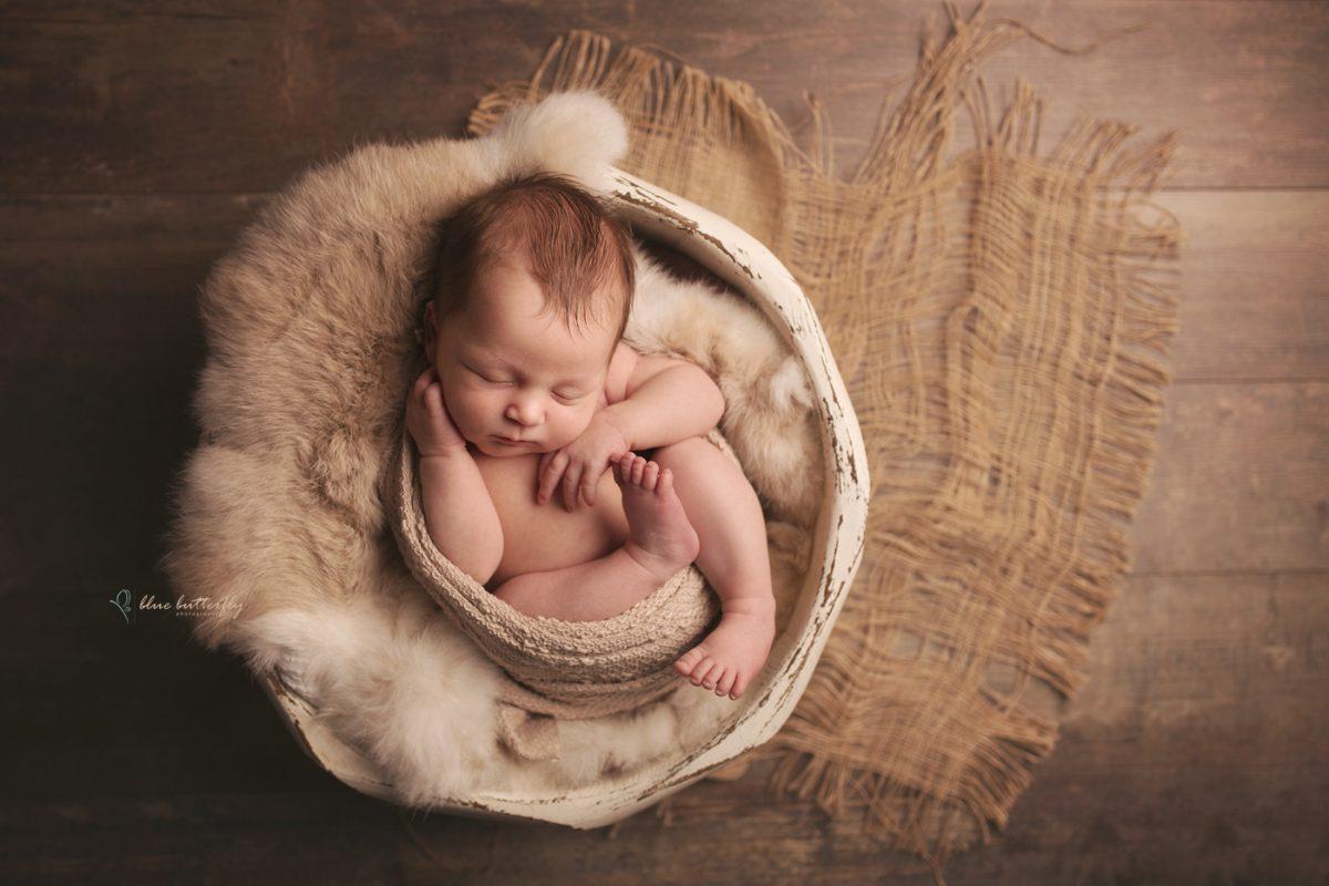 Oskarek – sesja noworodkowa
