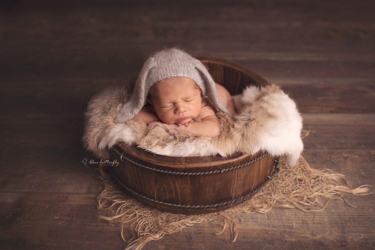 Wiktorek – sesja noworodkowa