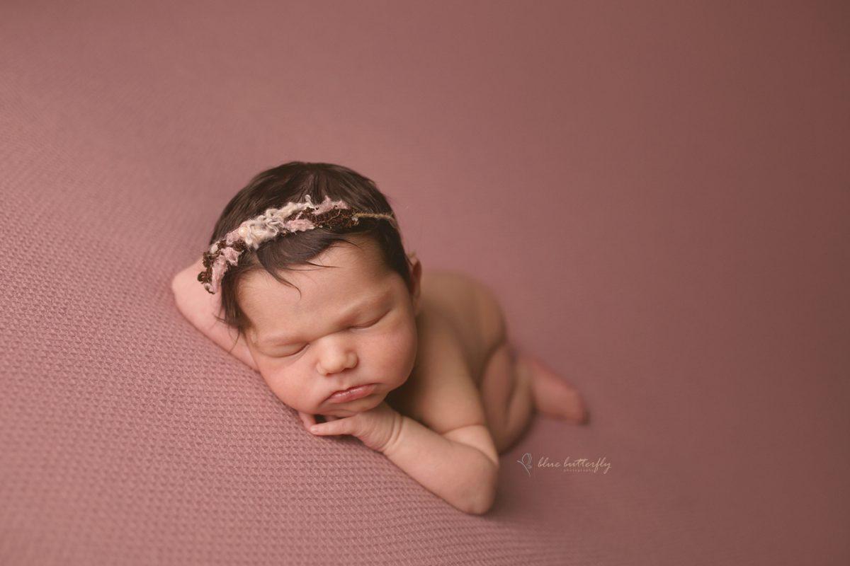 Ania – sesja noworodkowa