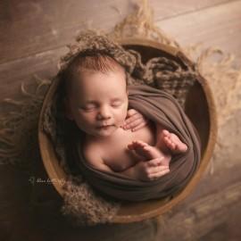 Miłoszek – sesja noworodkowa