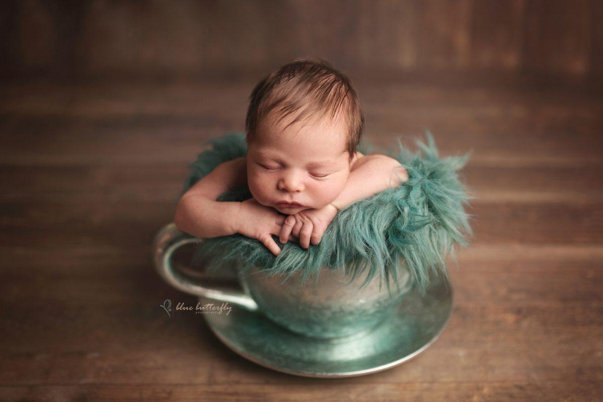 Szymonek – sesja noworodkowa