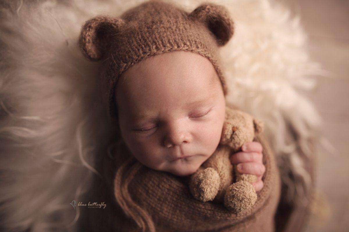 Julianek – sesja noworodkowa