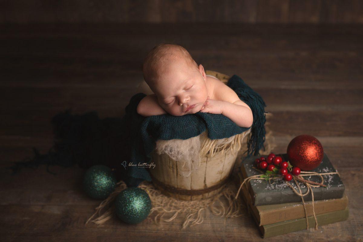 Oliwier – sesja noworodkowa