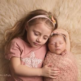 Lucia – sesja noworodkowa