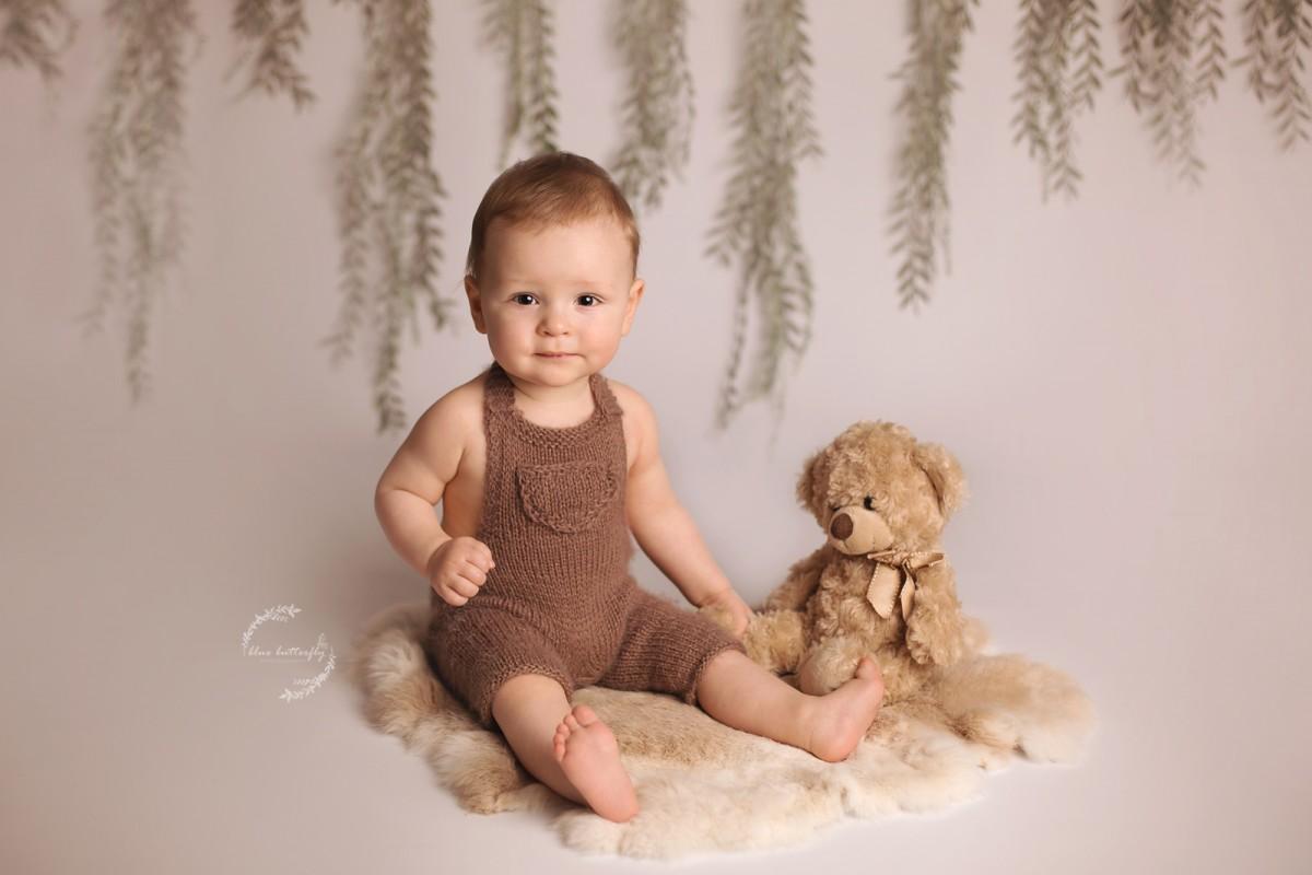 sesja niemowlęcą